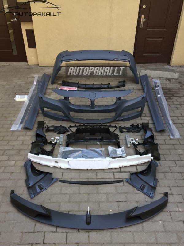 BMW F30 M-Performance paketas autopakai.lt 2