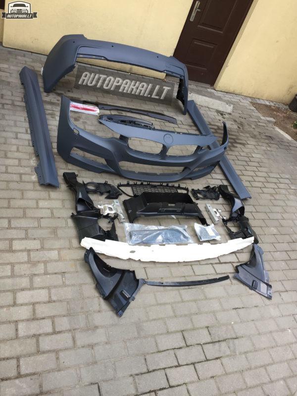 BMW F30 M-sport paketas autopakai.lt 1