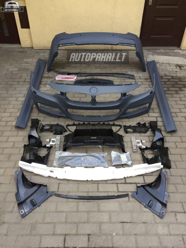 BMW F30 M-sport paketas autopakai.lt 2