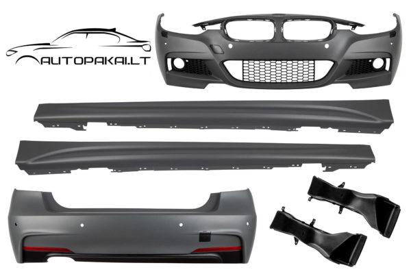 F30 M-Sport apdailos paketas autopakai