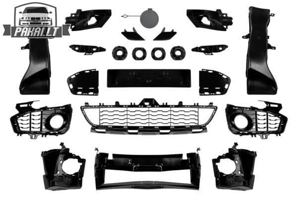 BMW F36 M-performance paketas 3