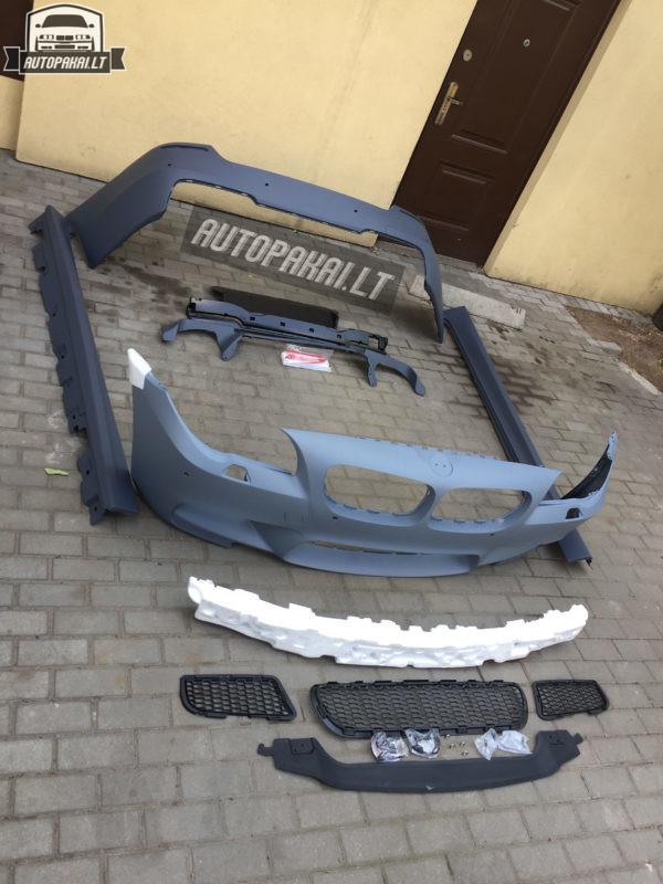 BMW F10 M5 apdailos paketas autopakai.lt 1