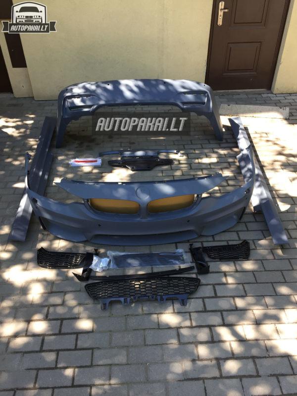 BMW F82 M4 apdailos paketas autopakai.lt 2