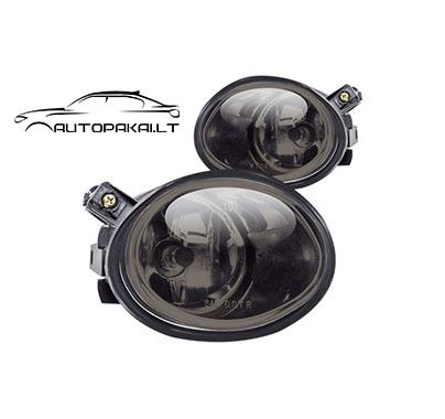 E46 M priešrūkiniai foglights autopakai tamsinti