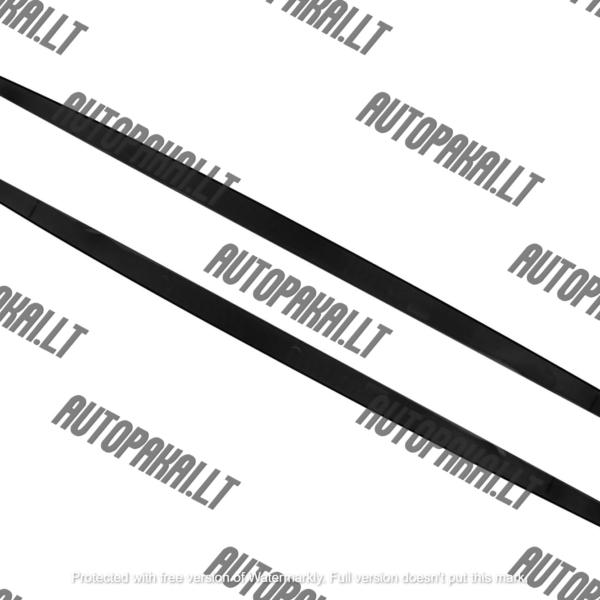 BMW F10/F11 tinkančios M-Performance slenksčių apdailos